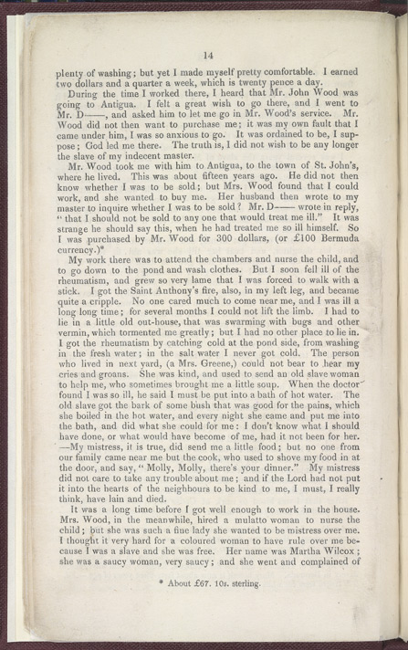 history of mary prince Free kindle book and epub digitized and proofread by project gutenberg.